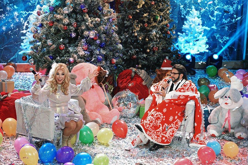 Новогодняя ночь на Первом канале 2020 года